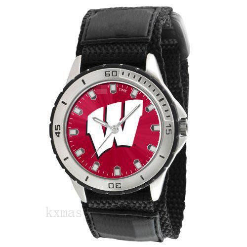 Wholesale Fancy Nylon 26 mm Watches Band COL-VET-WIS_K0033942