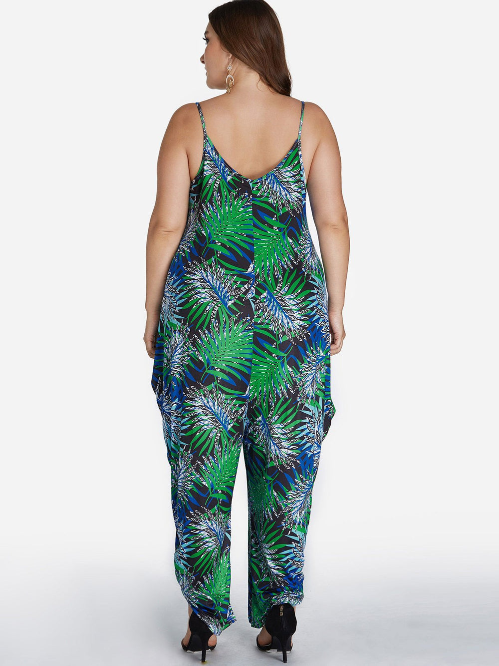 Ladies Sleeveless Plus Size Bottoms