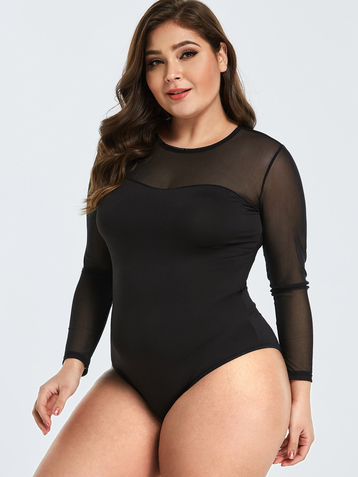 Plus Size Intimates