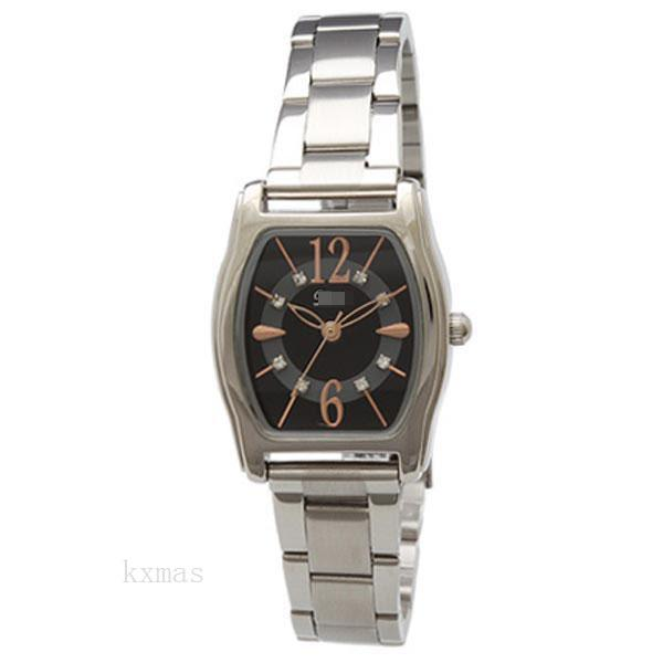 Wholesale Buying Alloy Watch Strap DL715-BK_K0039091