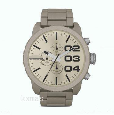 Discount Designer Aluminium 26 mm Watch Strap DZ4252_K0016367