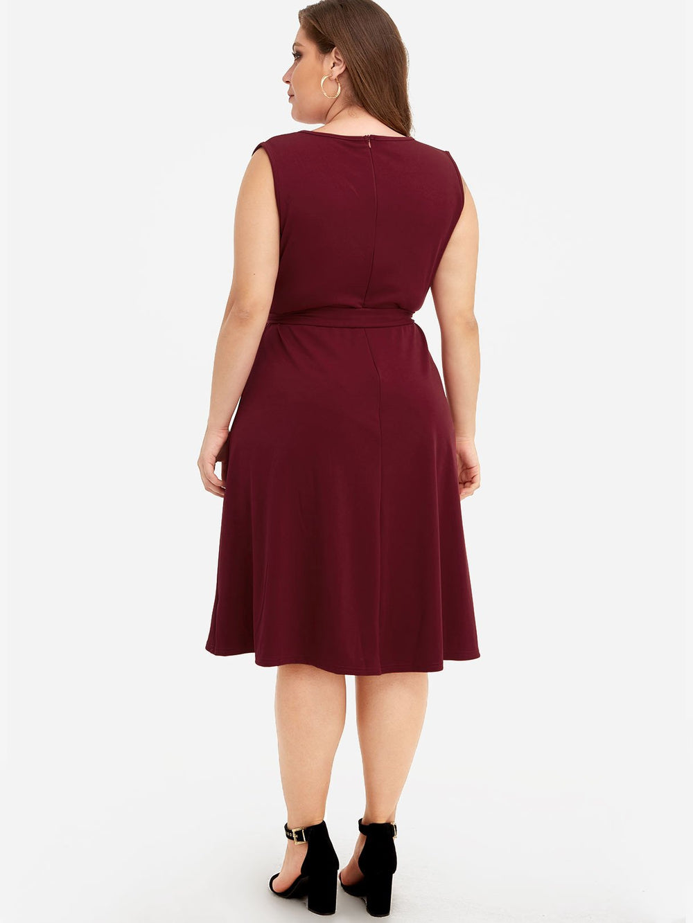 Summer Plus Size Casual Dresses