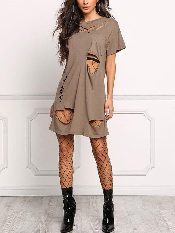 Womens Long Sleeve Sexy Dresses