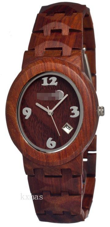 Buy Wood Wristwatch Strap EW1103_K0005303