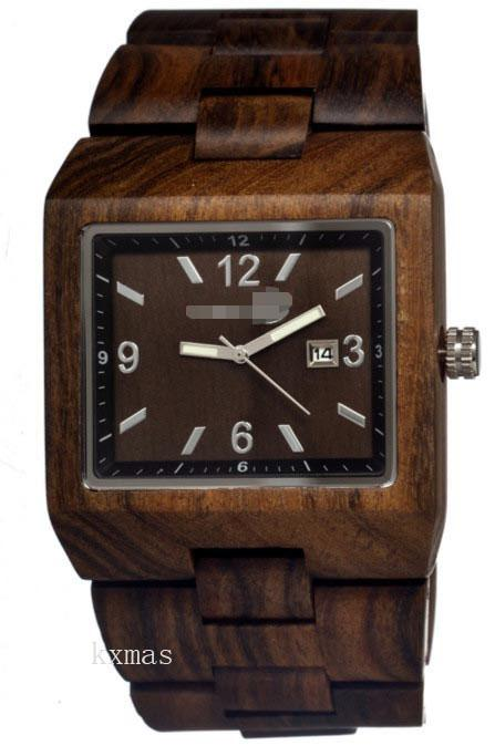 Unique Elegance Wood Watch Strap EW1202_K0005300