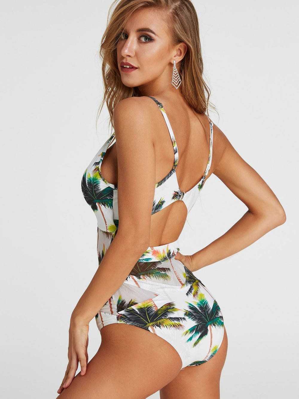 Womens Multi One-Pieces