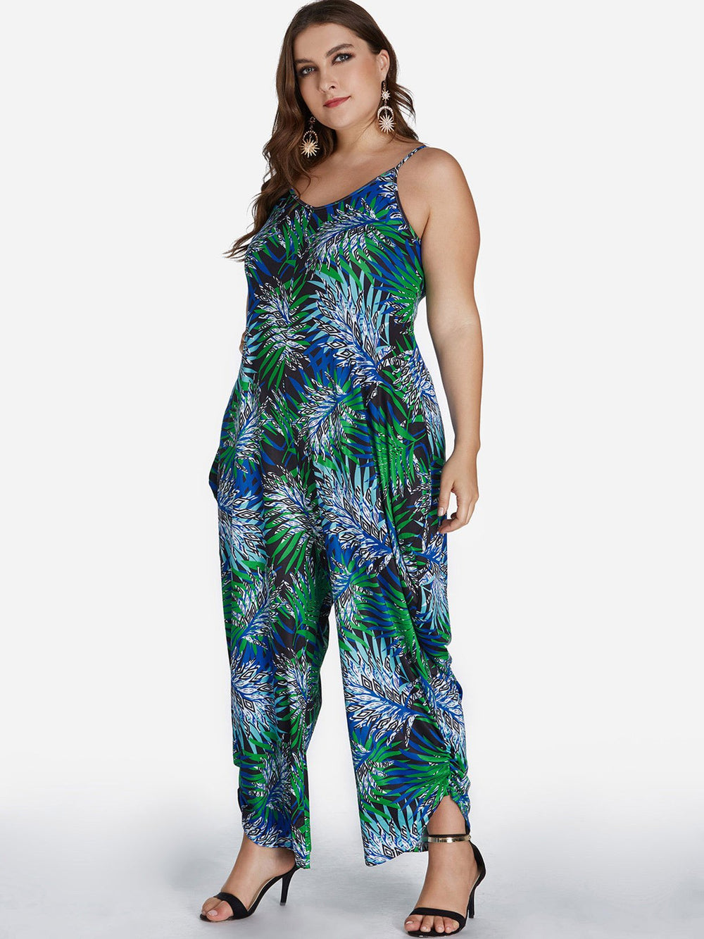 Ladies Multi Plus Size Bottoms