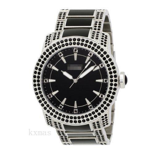 Nice Cheap Stainless Steel 28 mm Watch Band K1007-BLK_K0030362