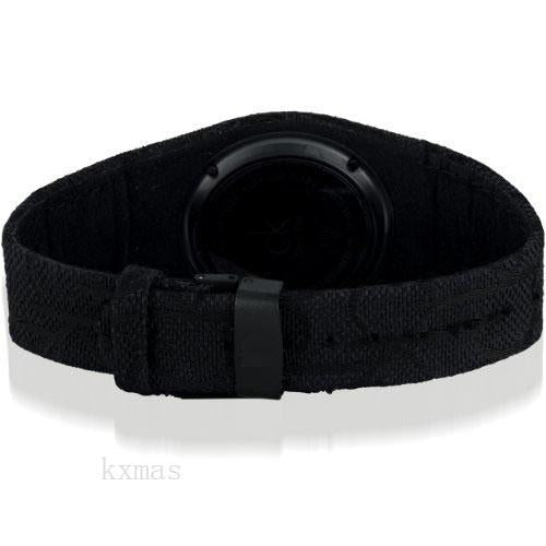 Inexpensive Luxury Cloth 22 mm Watch Wristband k4723120_K0035060