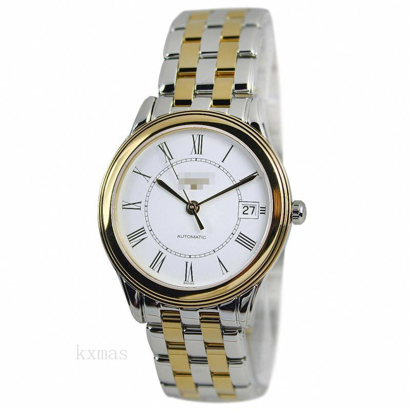 Best Buy Shop Online Twotone Stainless Steel Watch Belt L4.774.3.21.7_K0007141