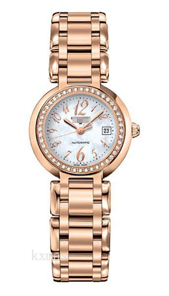 Wholesale Price Online Shopping 18Ct Rose Gold Watches Band L8.111.9.83.6_K0002086