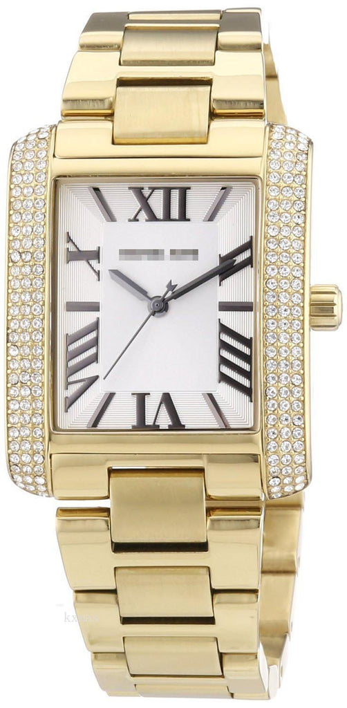 Classic Stainless Steel Watch Band MK3254_K0000430