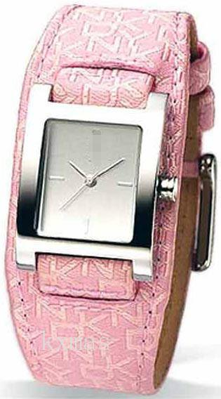 Cheap Online Wholesale Pink Logo Ribbon Watch Wristband NY3441_K0037831
