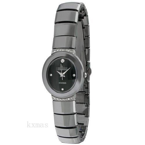Discount High Quality Tungsten 12 mm Watch Band PS529_K0027663