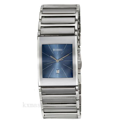 Wholesale Hot Designer Stainless Steel And Ceramos 27 mm Watch Band Replacement R20745202_K0003498