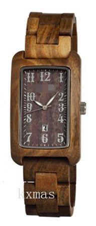 Discount Stylish Wood 21 mm Watches Band SEME04_K0005162