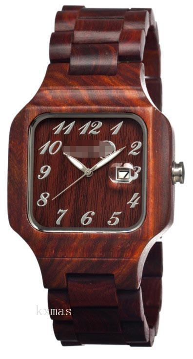 Discount Wood 25 mm Wristwatch Band SESO03_K0005150
