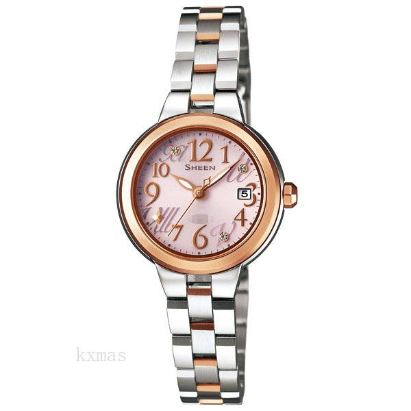 New Trendy Stainless Steel Watch Band SHE-4506SBS-4AJF_K0001970