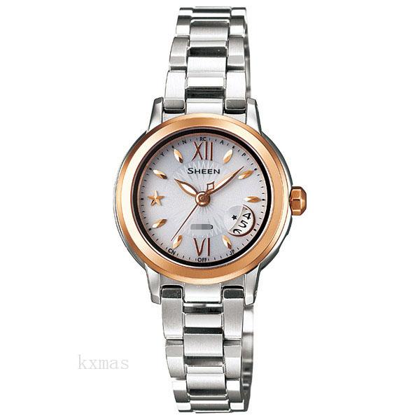 Most Stylish Stainless Steel 29 mm Watch Bracelet SHW-1500GD-7AJF_K0001967