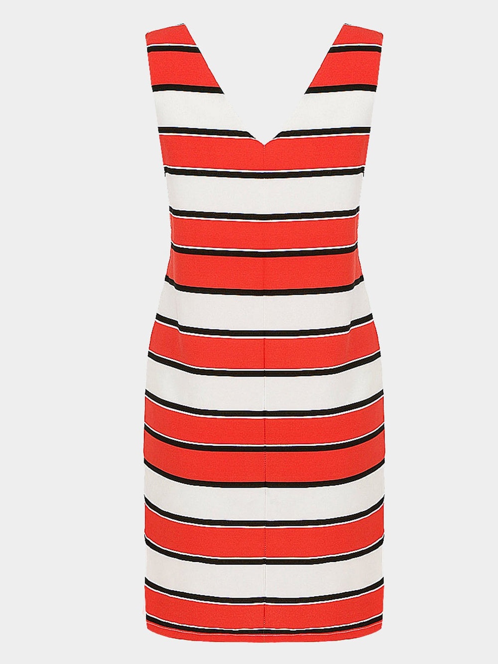 Womens Striped Mini Dresses