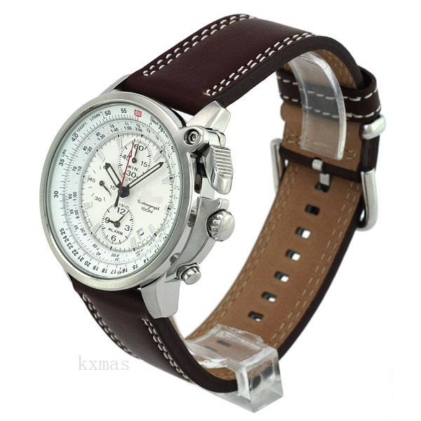 Wholesale High-quality Leather Wristwatch Band SNAB71P1_K0005657