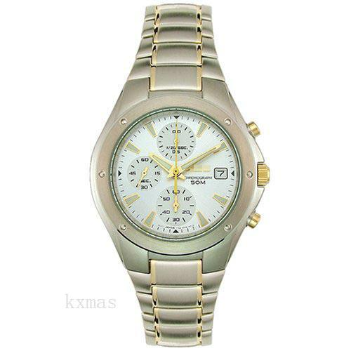 Prestige Two-Tone Watches Band SND583_K0016137