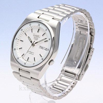 Affordable Luxury Stainless Steel 27 mm Replacement Watch Band SNXM17J5_K0006558