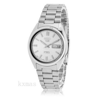 Affordable High Quality Stainless Steel 27 mm Watch Wristband SNXS73J1_K0006557