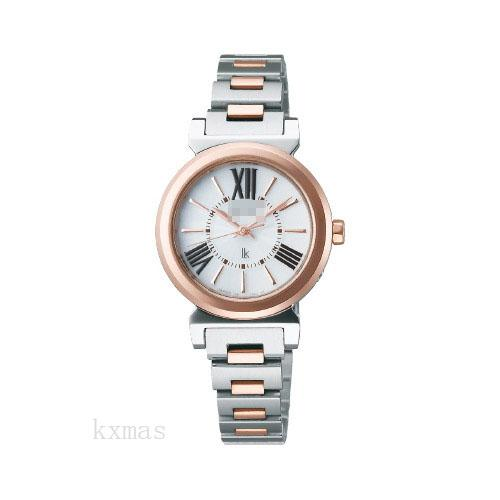 Affordable Durable Rose Gold And Stainless Steel 7 mm Watch Bracelet SSVE066_K0005081