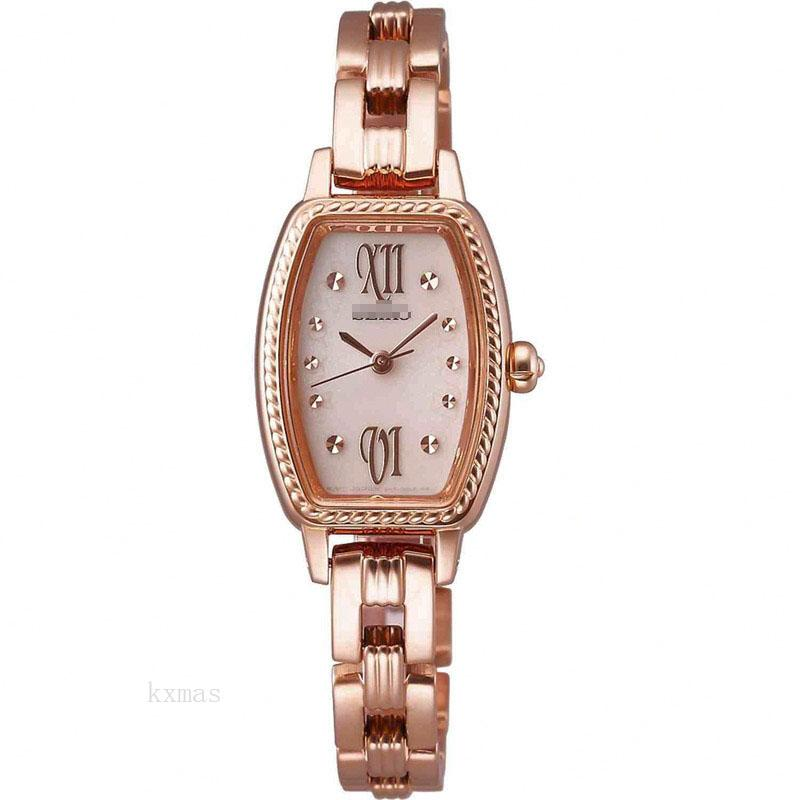 Wholesale Latest Rose Gold 18 mm Watch Band SWFA130_K0004976