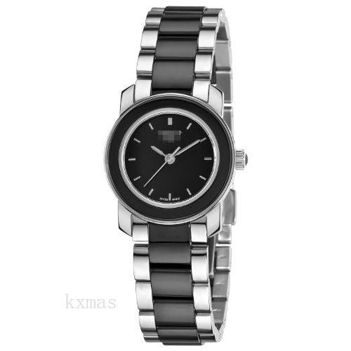 Affordable Designer Steel Two Tone 16 mm Replacement Watch Strap T064.210.22.051.00_K0031699