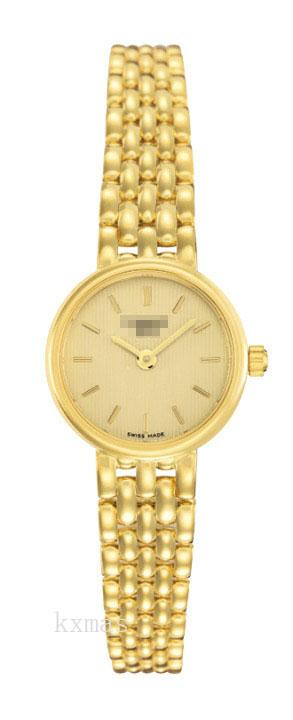 Wholesale Swiss Fashion Yellow Gold Watch Band T73.3.132.21_K0003802
