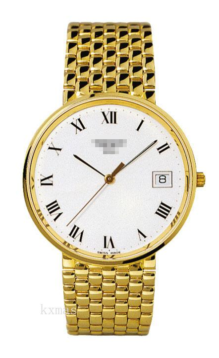 Wholesale Luxurious Yellow Gold Watch Band T73.3.403.13_K0003799