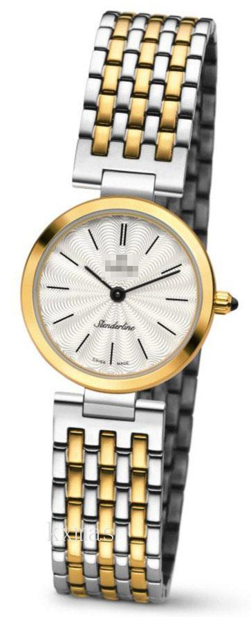 Discount Fashion Twotone Stainless Steel Watch Bracelet TQ42926SY-341_K0005744