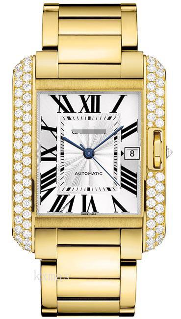 Cheap Online Wholesale Yellow Gold Watch Band WT100007_K0000314