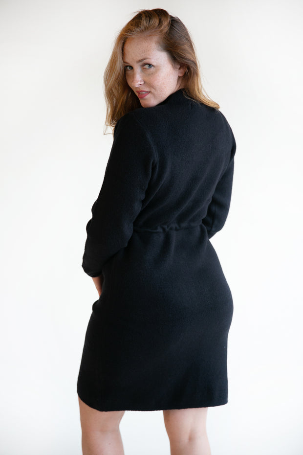 Nina Sweater Dress - Phoebe Jane