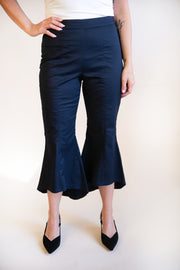 Norah Bell Bottom Pants - Phoebe Jane