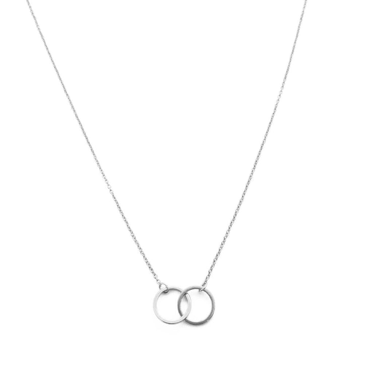 Mini Harmony Necklace In Silver - Phoebe Jane