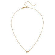 Safeguarded Spirit Necklace  In Gold - Phoebe Jane