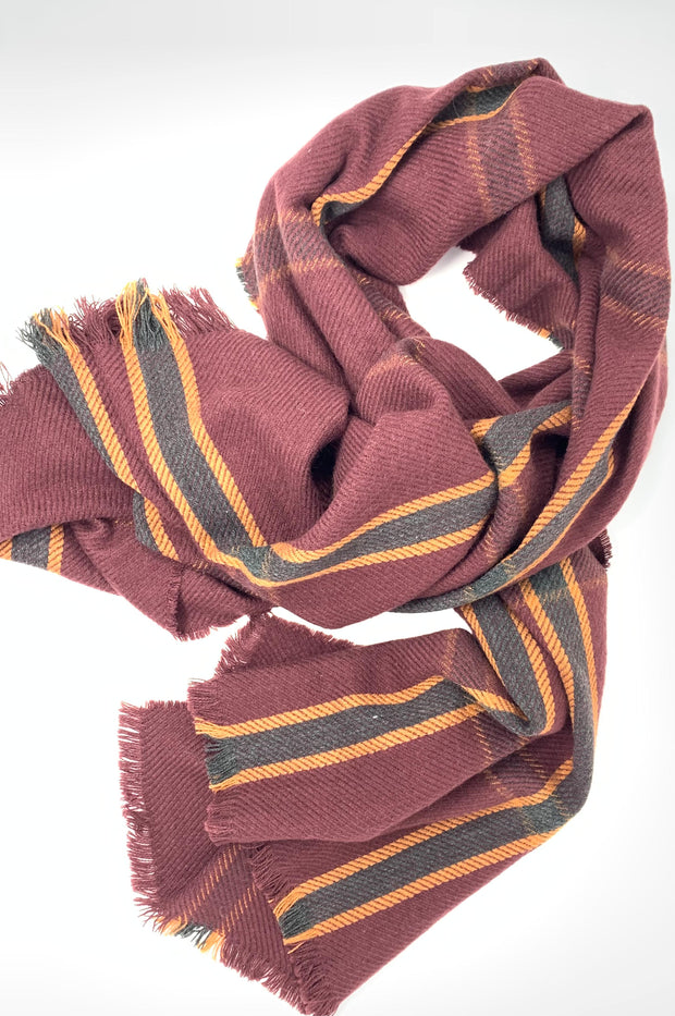 Desna Plaid Scarf - Phoebe Jane