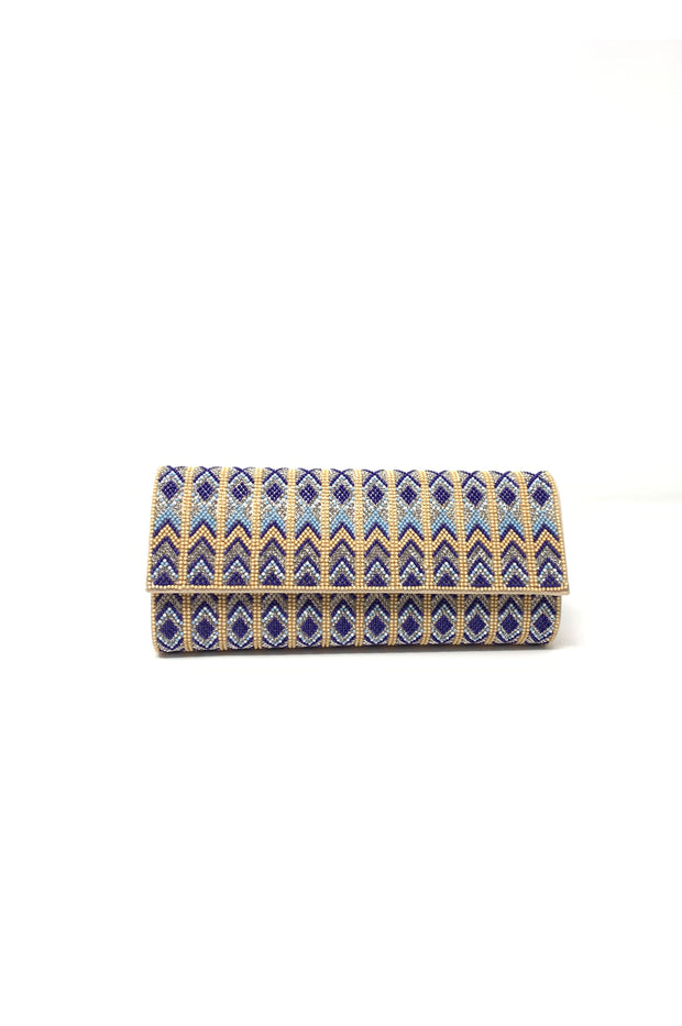 Isla Beaded Clutch - Phoebe Jane