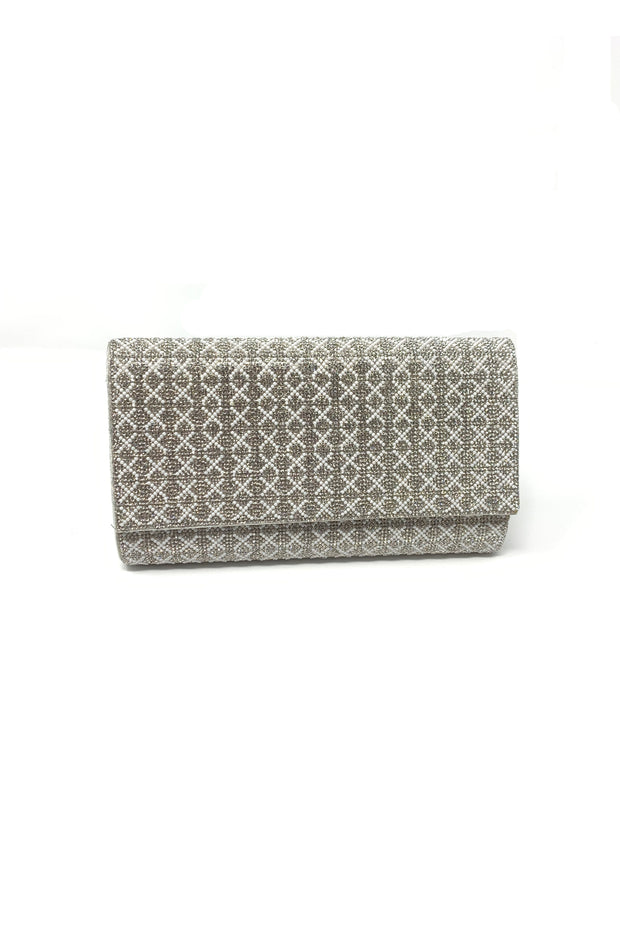 Shay Multi Beaded Clutch - Phoebe Jane