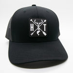 H&T Fish & Game Patch Hat - (Curved-Brim)