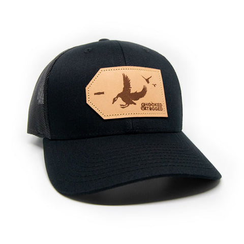 H&T Goose Patch Hat - (Curved-Brim)