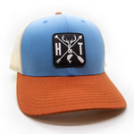 Fish & Game Patch Hat