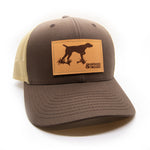 H&T Pointer Dog Patch Hat