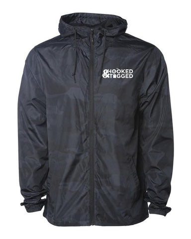 H&T Men's Windbreaker