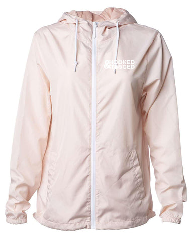 H&T Women's Windbreaker