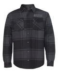 H&T Quilted Flannel Jacket
