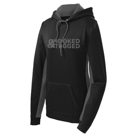 H&T Women's Hooded Sport Pullover